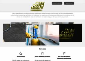 cleancarpetsbrisbane.com.au