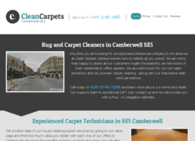 cleancarpetscamberwell.co.uk