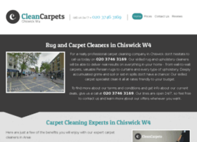 cleancarpetschiswick.co.uk