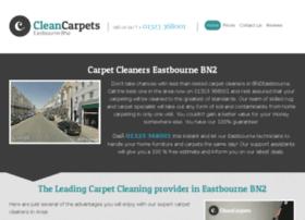 cleancarpetseastbourne.co.uk