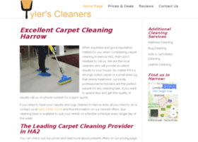 cleancarpetsharrow.co.uk