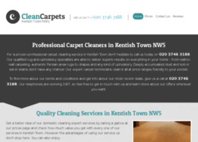 cleancarpetskentishtown.co.uk