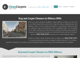cleancarpetskilburn.co.uk
