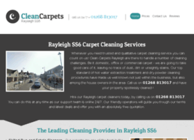 cleancarpetsrayleigh.co.uk