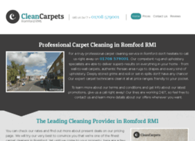 cleancarpetsromford.co.uk