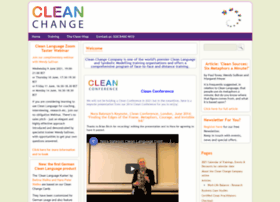cleanchange.co.uk