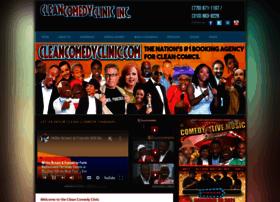 cleancomedyclinic.com