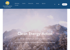 cleanenergyaction.org