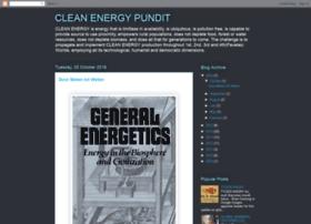 cleanenergypundit.blogspot.com