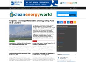 cleanenergyworld.net