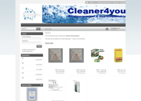 cleaner4you.com