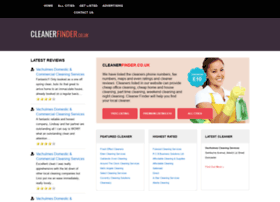 cleanerfinder.co.uk