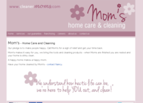 cleanermoms.com
