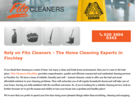 cleaners-finchley.co.uk