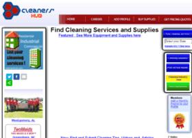 cleanershub.com