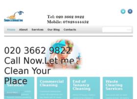 cleanersinrichmondarea.co.uk