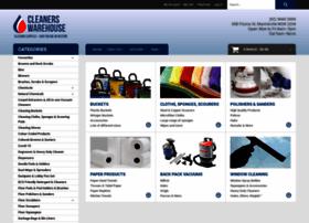cleanerswarehouse.com