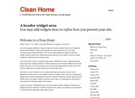cleanhomedemo.wordpress.com
