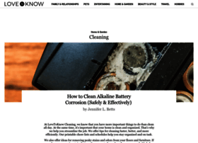 cleaning.lovetoknow.com