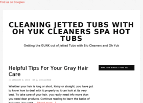 cleaningjettedtubs.com