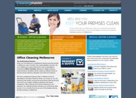cleaningmaster.com.au