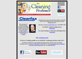 cleaningprofessor.com