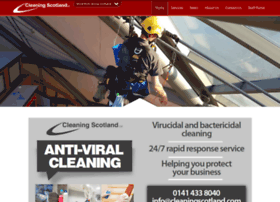 cleaningscotland.com