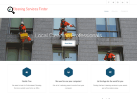 cleaningservicesfinder.com