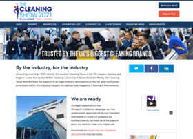 cleaningshow.co.uk