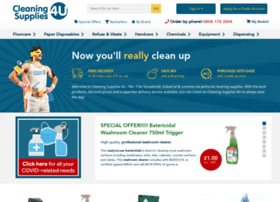 cleaningsupplies4u.com