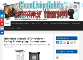 cleanlivinghabits.com