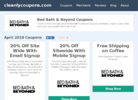cleanlycoupons.com