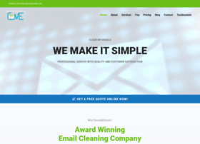 cleanmyemails.com