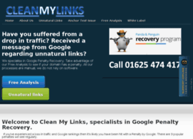 cleanmylinks.co.uk