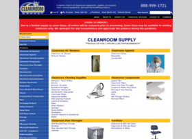 cleanroomsupply.com