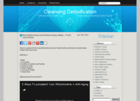 cleansingdetoxification.info