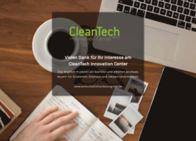 cleantech-innovationcenter.de
