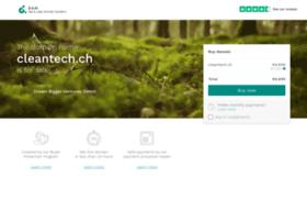 cleantech.ch