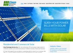 cleantechnologyservices.com.au