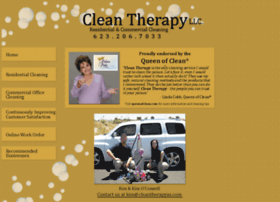 cleantherapyaz.com