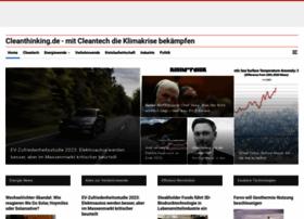 cleanthinking.de