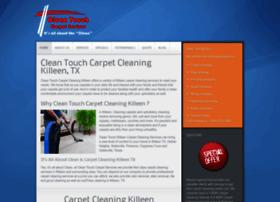 cleantouchcarpetservices.com