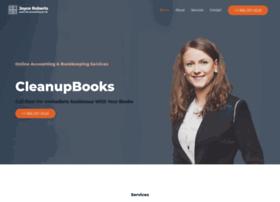 cleanupbooks.com