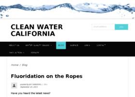 cleanwatercalifornia.nationbuilder.com