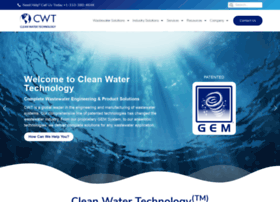 cleanwatertech.com