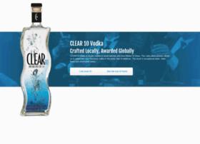 clear10vodka.com