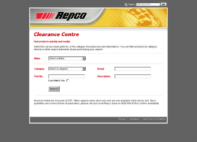 clearancecentre.repco.co.nz