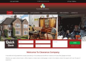clearanceco.co.uk