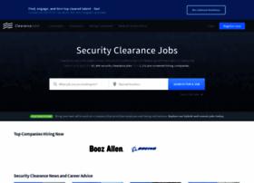 clearancejobs.com