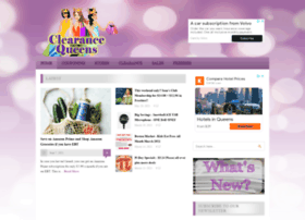 clearancequeens.com